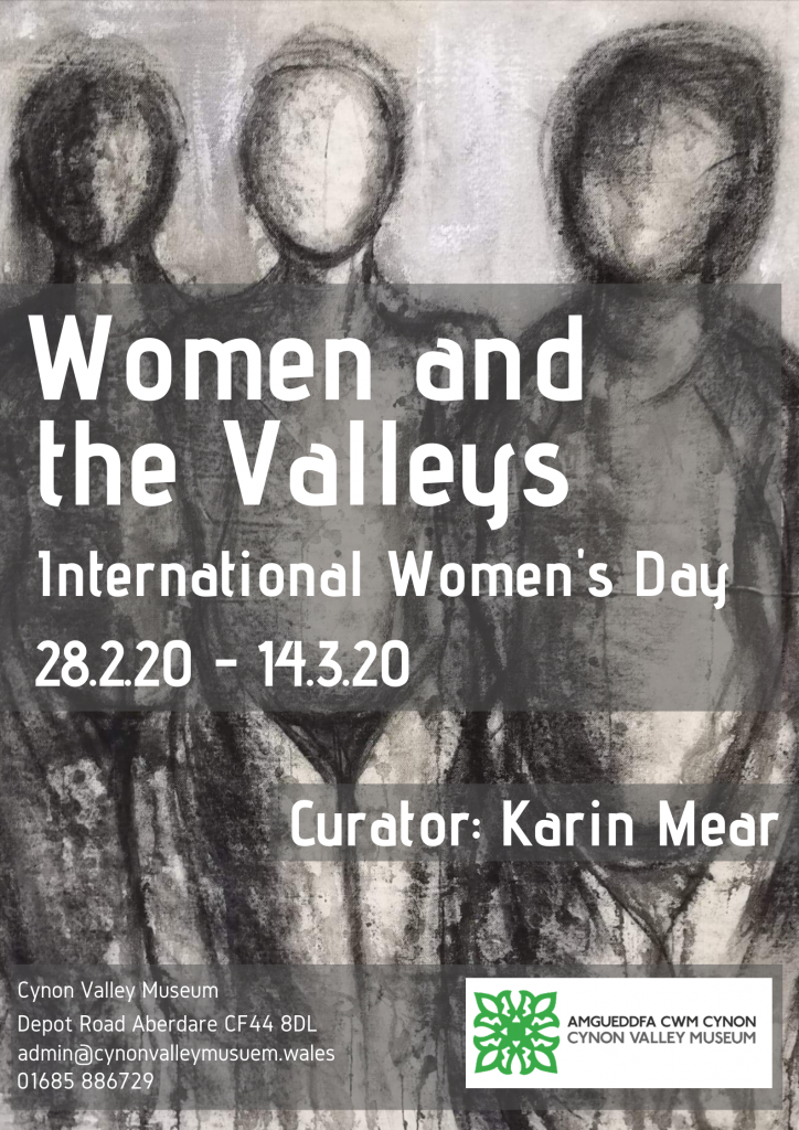 Women and the valleys poster