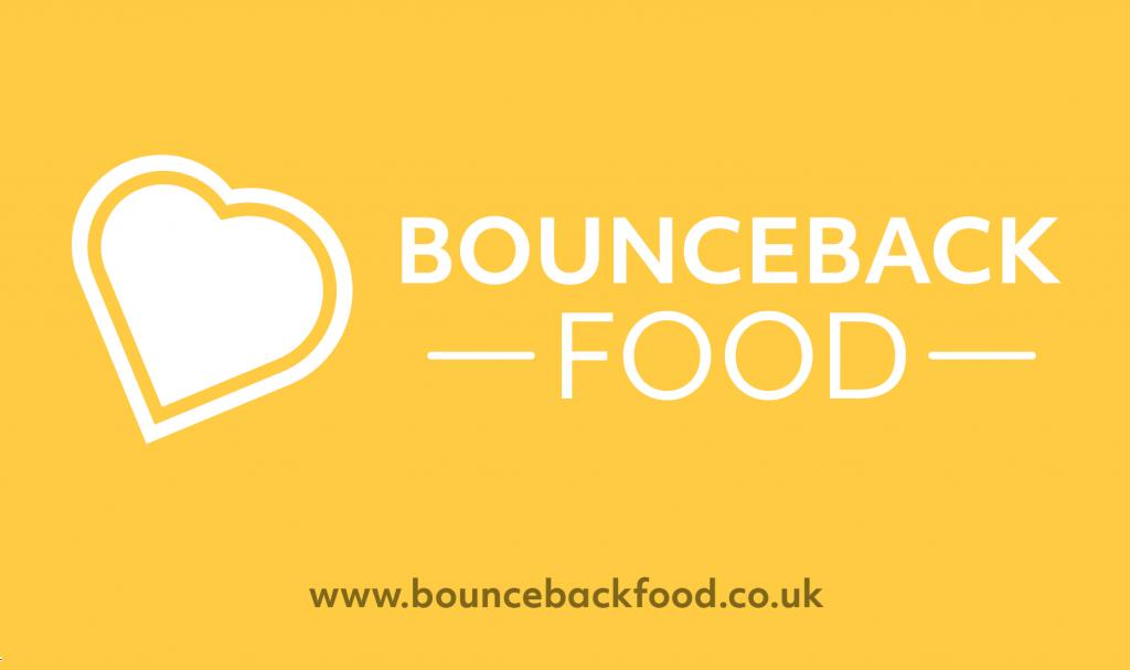 Bounceback food logo